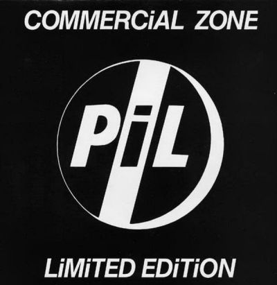 Public Image Ltd. - Commercial Zone; levynkansi