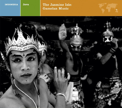 The Jasmine Isle: Gamelan Music, levynkansi