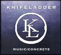Knifeladder - Music/Concrete; levynkansi