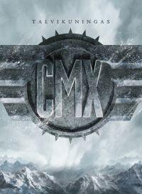 CMX - Talvikuningas; rajoitetun painoksen kansi