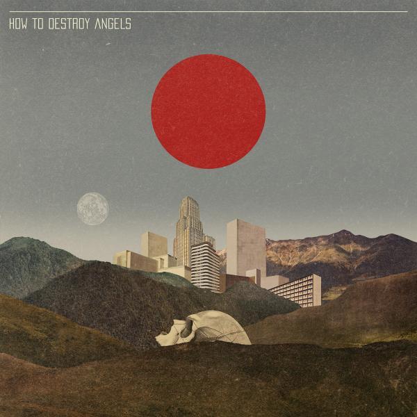 How to Destroy Angels - S/T EP; ladattavan julkaisun kansikuva