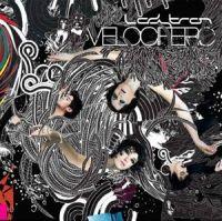 Ladytron - Velocifero; levynkansi