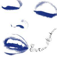 Madonna - Erotica; levynkansi