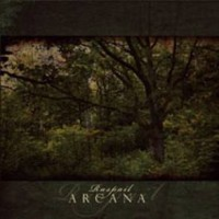 Arcana - Raspail; levynkansi