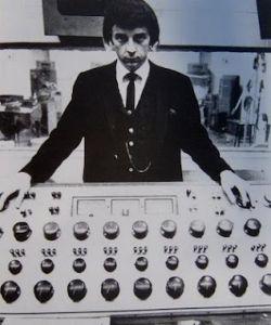 Phil Spector ja äänipöytä