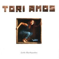 Tori Amos - Little Earthquakes; levynkansi