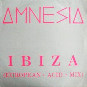 Amnesia - Ibiza; singlen kansi