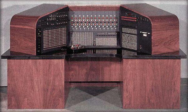 Raymond Scottin suunnittelema Electronium-soitin