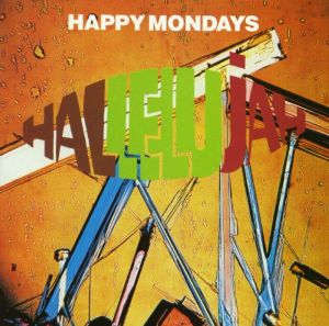 Happy Mondays - Hallelujah EP; kansikuva