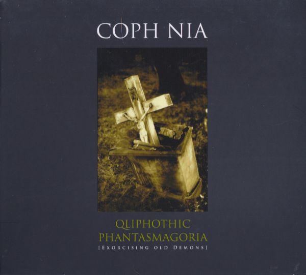 Coph Nia - Qliphothic Phantasmagoria: Exorcising Old Demons; levynkansi