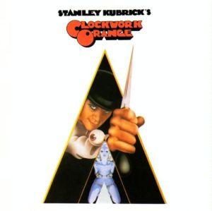 A Clockwork Orange -soundtrack; levynkansi