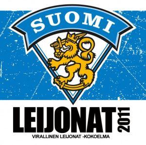 Leijonat 2011 -kokoelman kansikuva