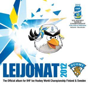 Leijonat 2012 -kokoelman kansikuva