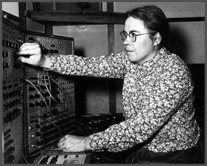 Pauline Oliveros ja Buchla-syntetisaattori
