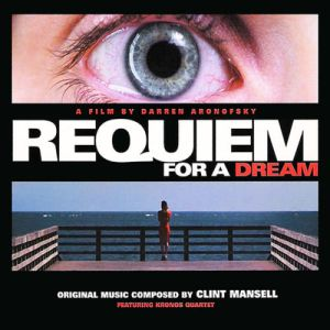 Requiem for a Dream soundtrack; levynkansi