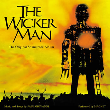 The Wicker Man: The Original Soundtrack Album; levynkansi
