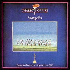Vangelis - Chariots of Fire; soundtrackin kansikuva