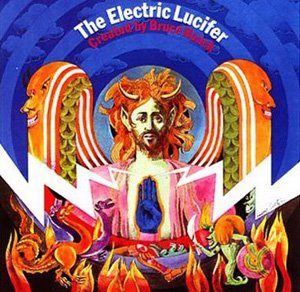 Bruce Haack - The Electric Lucifer; levynkansi