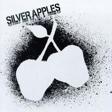 Silver Apples - S/T; levynkansi