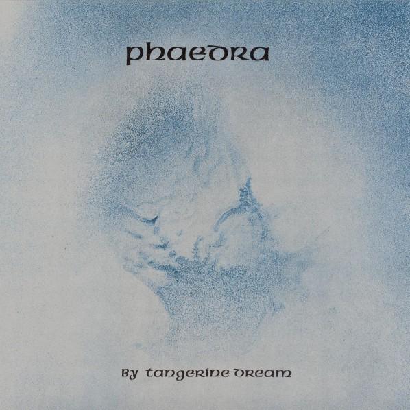 Tangerine Dream - Phaedra; levynkansi