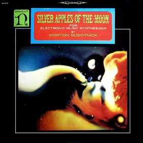 Morton Subotnick - Silver Apples of the Moon; levynkansi