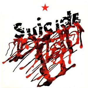 Suicide - S/T; levynkansi