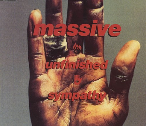 Massive Attack - Unfinished Sympathy; singlen kansi