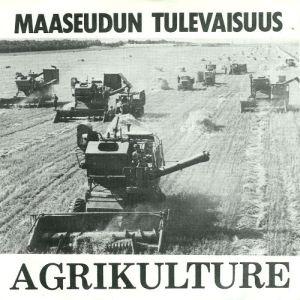 Maaseudun Tulevaisuus - Agrikulture-EP; kansikuva