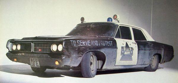 Ford Timelord, JAMS-mobiili, Jimmy Cautyn uskollinen ratsu.