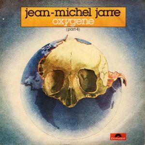Jean-Michel Jarre - Oxygene (Part 4); singlen kansikuva