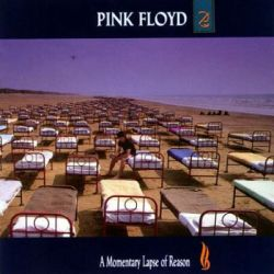 Pink Floyd - A Momentary Lapse of Reason; levynkansi