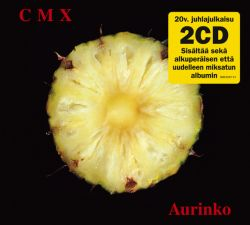 CMX - Aurinko; 2012-reissuen kansi