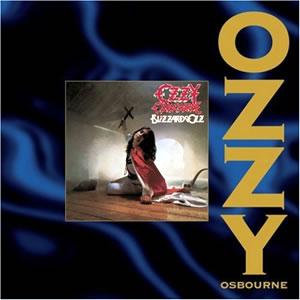 Ozzy Osbourne - Blizzard of Ozz; vuoden 1995 reissuen kansikuva