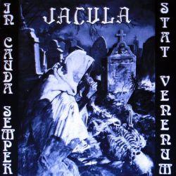 Jacula - In Cauda Semper Stat Venenum; levynkansi