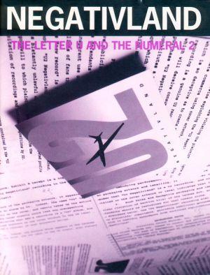 Negaitvland - The Letter U and the Numeral 2; lehden kansikuva