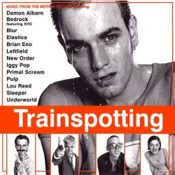 Trainspotting Soundtrack; levynkansi