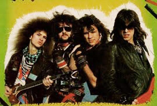 Pantera ennen thrash metalia.