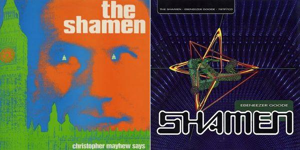 The Shamenin sinkut viiden vuoden viiveellä: Christopher Mayhew Says (1987) ja Ebeneezer Goode (1992)