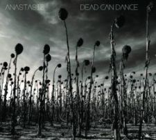 Dead Can Dance - Anastasis; levynkansi