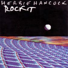 Herbie Hancock - Rockit; singlen kansikuva