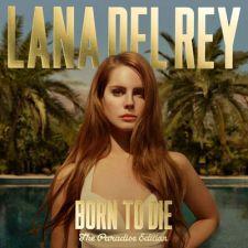 Lana Del Rey - Born to Die (Paradise Edition); levynkansi