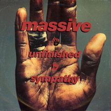 Massive Attack - Unfinished Sympathy; singlen kansikuva