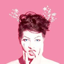 Amanda Palmer & The Grand Theft Orchestra - Theatre Is Evil; levynkansi