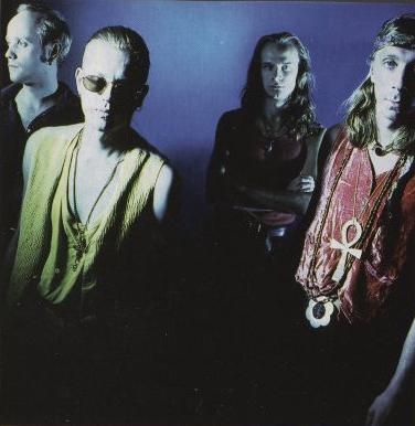 Neljä Ruusua (1993): Lade, Kämy, Ili & Kode (Kuva: Jouko Lehtola)