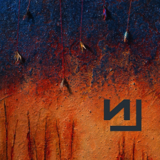 Nine Inch Nails - Hesitation Marks; levynkansi