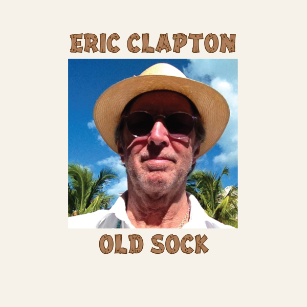 Eric Clapton - Old Sock; levynkansi
