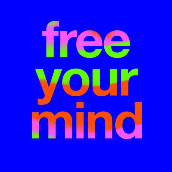 Cut Copy - Free Your Mind; levynkansi