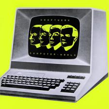 Kraftwerk - Computer World; levynkansi