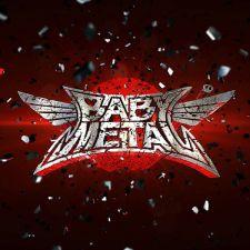 Babymetal - Babymetal; levyn kansikuva