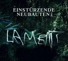 Einstürzende Neubauten - Lament; levynkansi